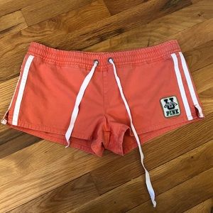 VS Pink shorts, xs, great condition